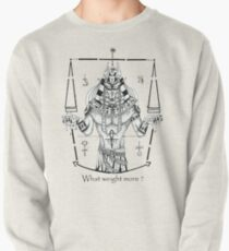 What weight more ? Pullover
