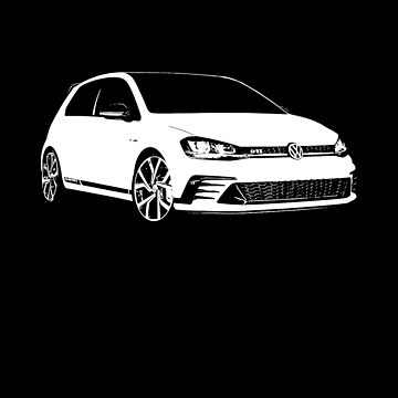 VW Golf 7 GTI Clubsport  by S-p-a-c-e