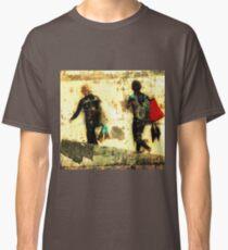 Retro Grunge Tee Classic T-Shirt
