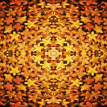 Starzzz (pattern) by Yampimon