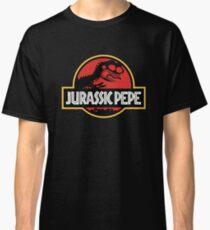 Jurassic Pepe - Pepe the frog Classic T-Shirt
