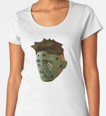 cute zombie Women's Premium T-Shirt