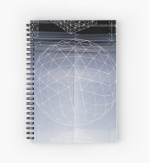 Technic Spiral Notebook