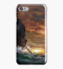 Ships drawn iPhone Case/Skin