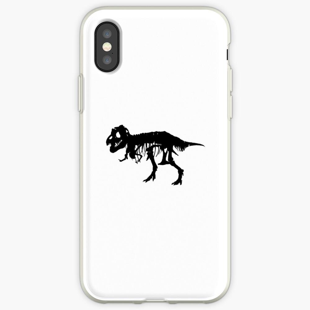 T-Rex Funda y vinilo para iPhone