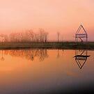 Sunrise reflections by Adri  Padmos