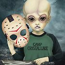 Jason Voorhees (Bitty Baddies) by Jody  Parmann