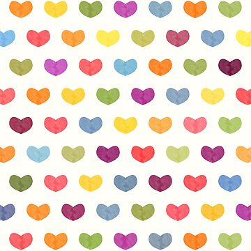 Lovely Hearts by uniqueD