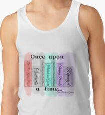 Once Upon A Time... Tank Top