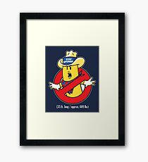 That's a Big Twinkie! Framed Print