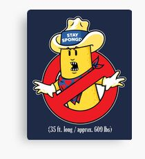 That's a Big Twinkie! Canvas Print
