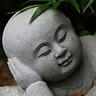 Resting Buddha - Nan Tien Temple by MoonlightJo