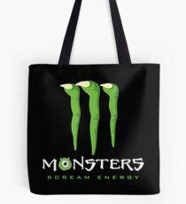 Scream Energy Tote Bag