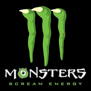 Scream Energy by mikehandyart