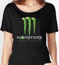 Scream Energy Women's Relaxed Fit T-Shirt