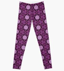 Blueberry blossom 1 Leggings