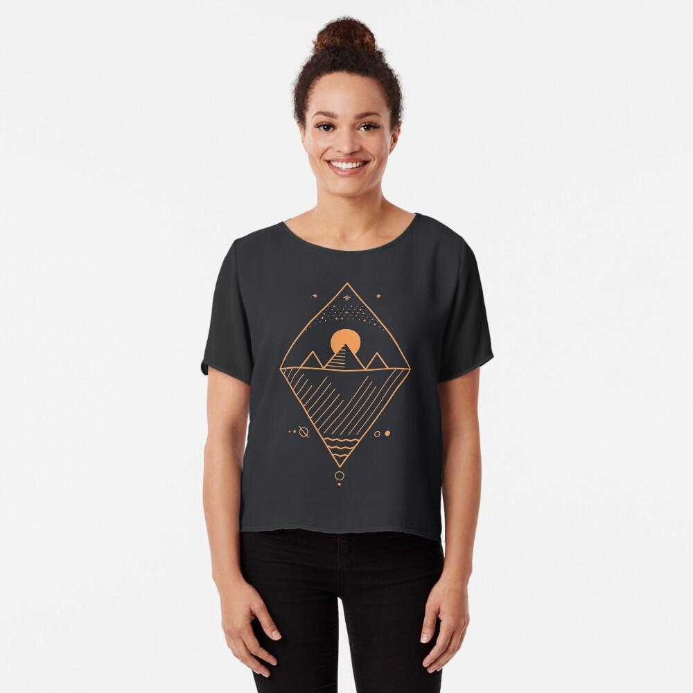 Osiris Chiffon Top