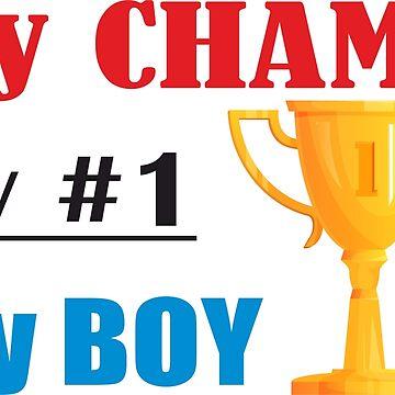 Champion Boy by choppy777
