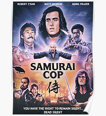 Samurai Cop (1991) Poster
