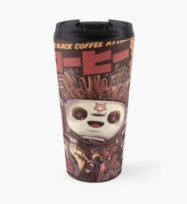 Black magic coffee Travel Mug