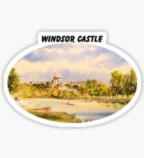 Windsor Castle Sticker