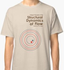 The Structural Dynamics of Flow Classic T-Shirt