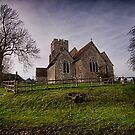 St Mary's Church Stone-In-Oxney by Dave Godden