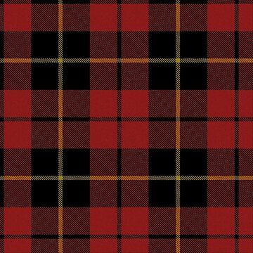Clan Wallace Tartan by Evilninja