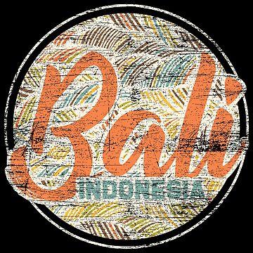 Bali Indonesia by GeschenkIdee