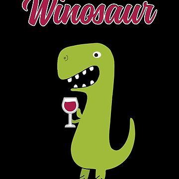 Winosaur winosaurs by vladocar