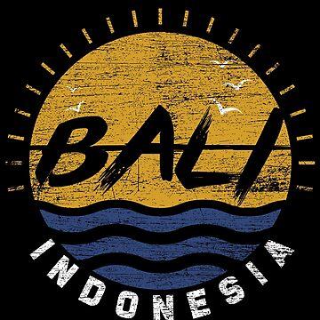 Bali Southeast Asia by GeschenkIdee