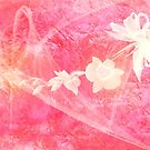 Bring Me Flowers- Pink  Art + Products Design  by haya1812