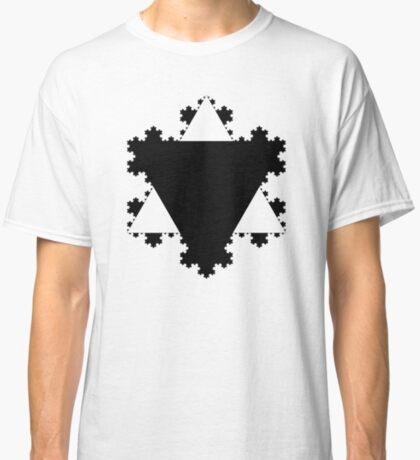 Koch Curve XI Classic T-Shirt