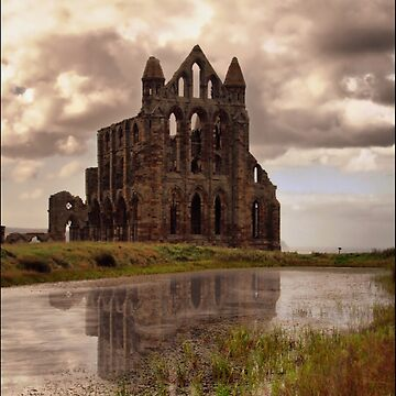Reflections of Whitby by FXST