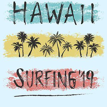 Hawaii Surfing by soondoock