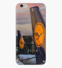 Lufthansa tails iPhone Case
