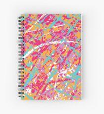 Artist Camouflage Spiral Notebook