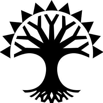 Tree Symbol by Evilninja