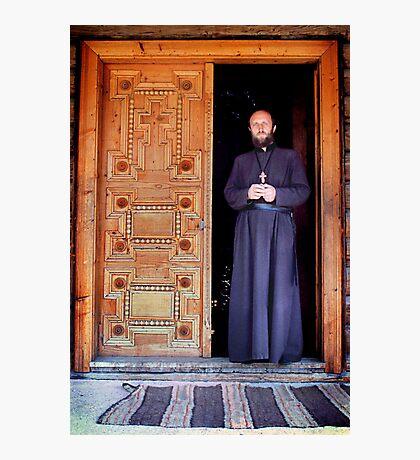 Father Alexander Photographic Print