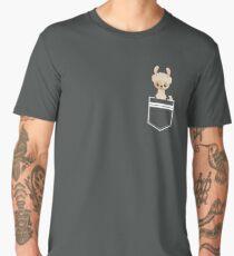 Llama - small animals Men's Premium T-Shirt