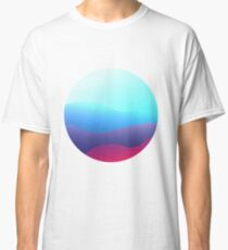 Swoopy Landscape Classic T-Shirt