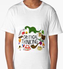 Critical Thinking Long T-Shirt