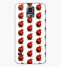 Christmas Bauble Case/Skin for Samsung Galaxy