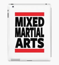 Mixed Martial Arts iPad Case/Skin