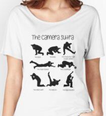 Camera Sutra Lustiges Fotograf Design  Loose Fit T-Shirt