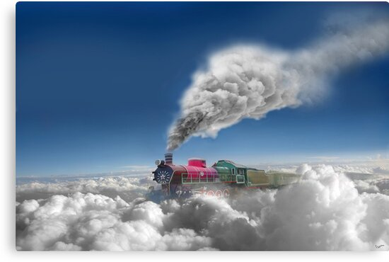 Sky Express by Igor Zenin