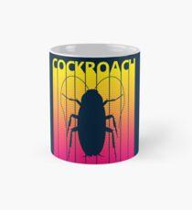 Retro 1980s Cockroach Mug