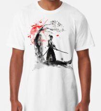Japanische Samurai Longshirt