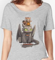 How to train your dragon ! Women's Relaxed Fit T-Shirt