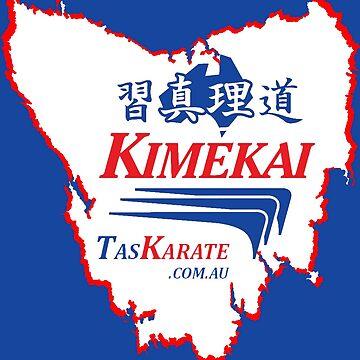 Tas Karate Blu by Lenny36